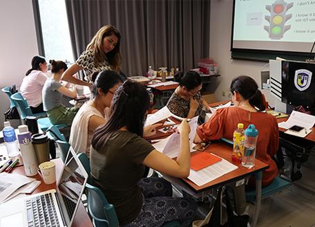 国际教师发展